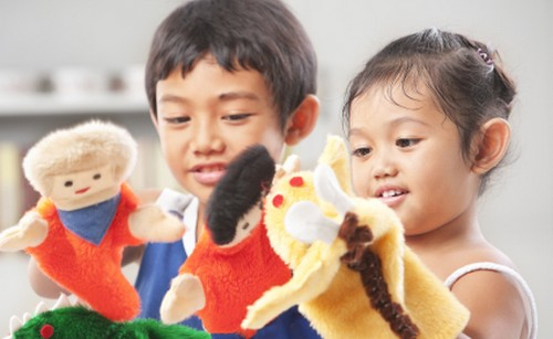 puppet-play-time